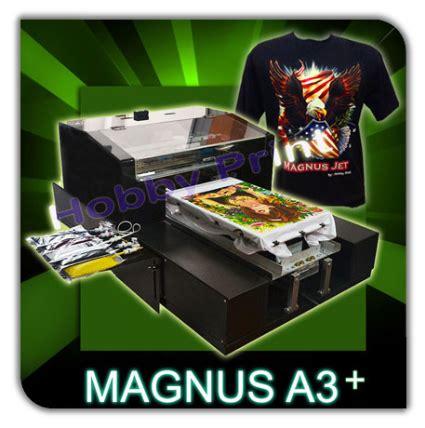 Harga Pretreatment Dupont magnus jet a3 printer dtg kaos hitam