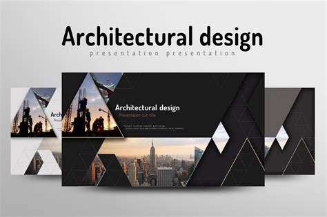 templates for powerpoint architecture architecture powerpoint template by goo design bundles