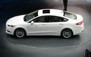 2013 Ford Fusion S 2013 Ford Fusion Look Motor Trend