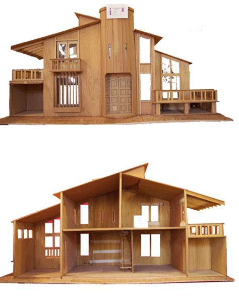 contemporary doll house playful minitecture 15 ultra modern dollhouse designs urbanist