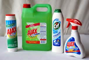 cleaning products digital labels for cleaning products or wipes