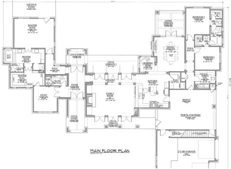 jack arnold floor plans jack arnold french country homes harrods creek modified house plans pinterest arnold