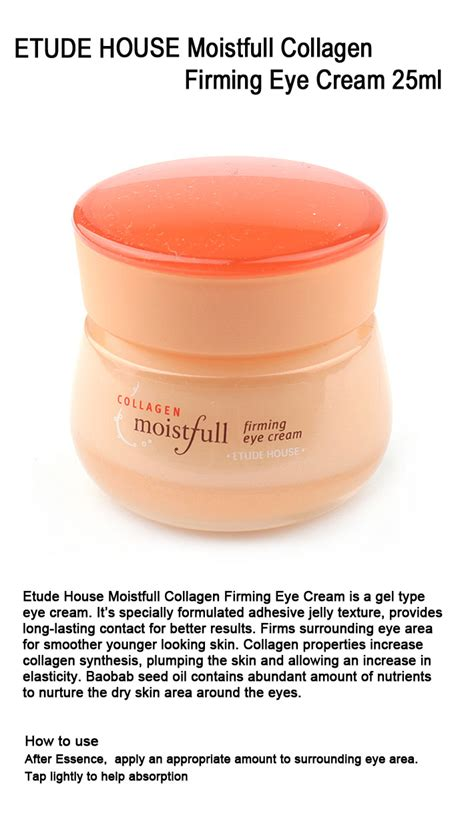 Etude Moistfull Collagen Firming Eye etude house moistfull collagen firming eye 25ml