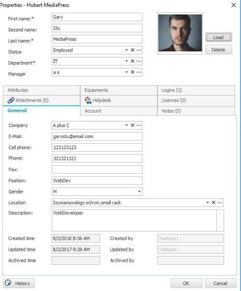 personal data  statlook system pomoc statlook