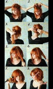 tutoriel coupe cheveux mi
