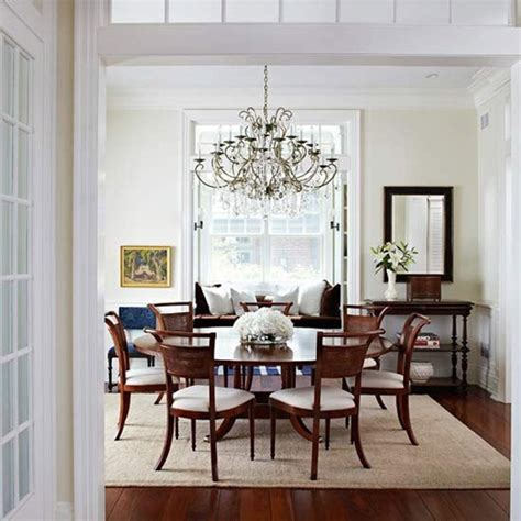 Dining Table: Choose Rug Dining Table