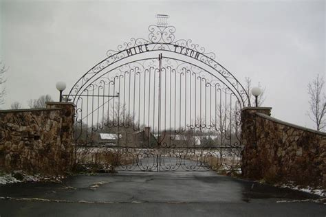 mike tyson house southington ohio incredible photos show the deserted glamour of mike tyson