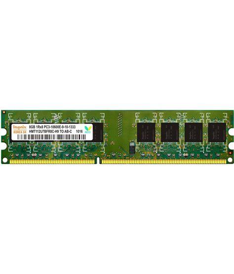 desktop ddr2 ram hynix desktop ddr3 8gb 1333 mhz ram buy hynix desktop