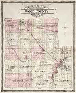 the state standard atlas of wood county wisconsin