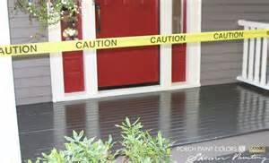 Interior And Exterior Painters Painted Porch Best Practice Shearer Painting