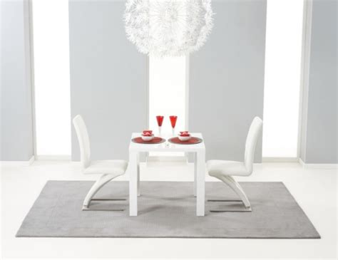 white gloss kitchen table small white high gloss kitchen table and chairs