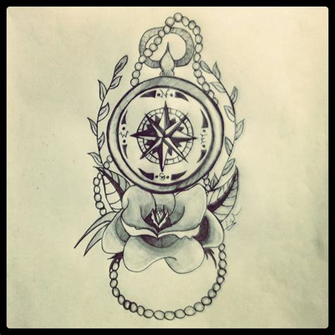 nautical compass by bringmenirvana on deviantart