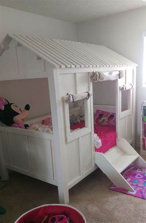 Toddler Bed 2 Year 25 Best Ideas About House Beds On Diy Toddler