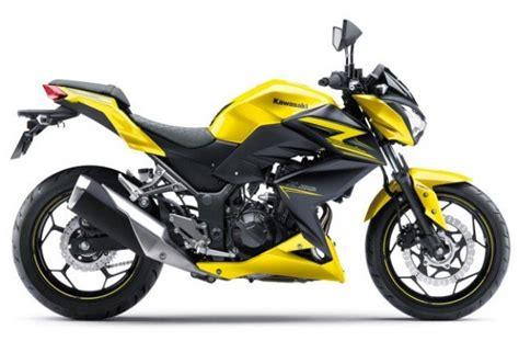 Kawasaki Z250 Mono Tahun 2014 motor sport terbaru 2015 bintom