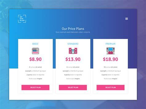 40 pricing table design ideas for designers naldz graphics 40 pricing table design ideas for designers naldz graphics