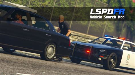 Dmv Search Lspdfr Vehicle Search Mod