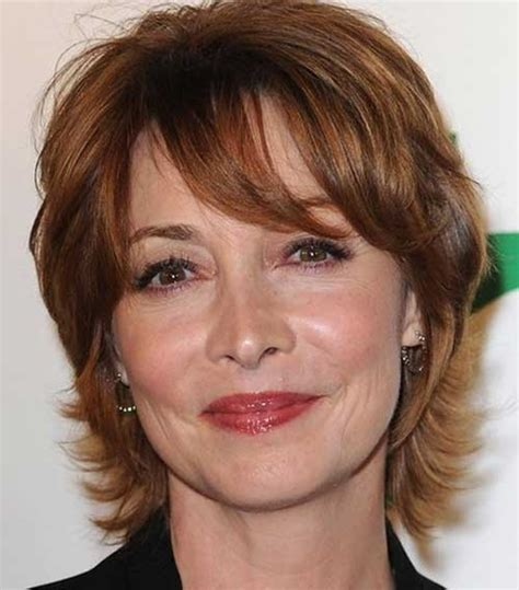 15 best hairstyles for women over 40 15 best short haircuts for over 40 short hairstyles 2016