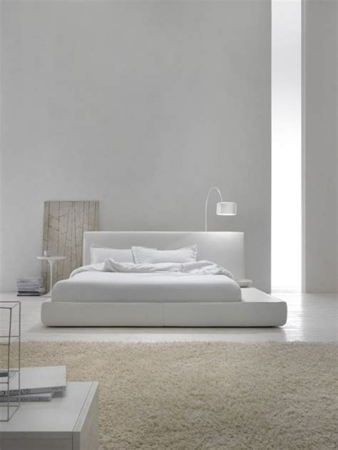 minimalist designer 34 stylishly minimalist bedroom design ideas digsdigs