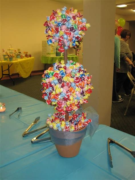 Lollipop Centerpieces For Baby Shower by Lollipop Centerpieces S Baby Shower