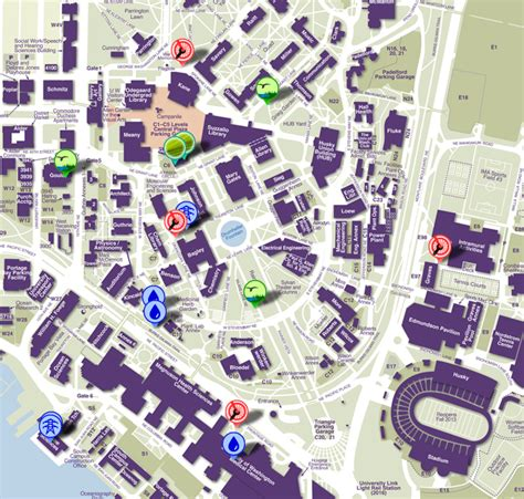 uw map uw launches sustainability map uw sustainability