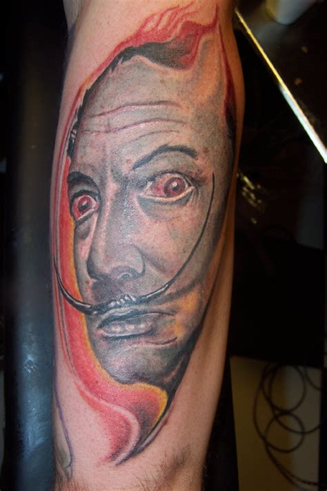 tattoo needle for portrait tattoo by mariano ghost goff portraits worldwide