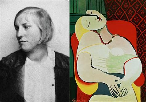 by pablo picasso marie therese walter μούσες και καλλιτέχνες dailyarticle gr