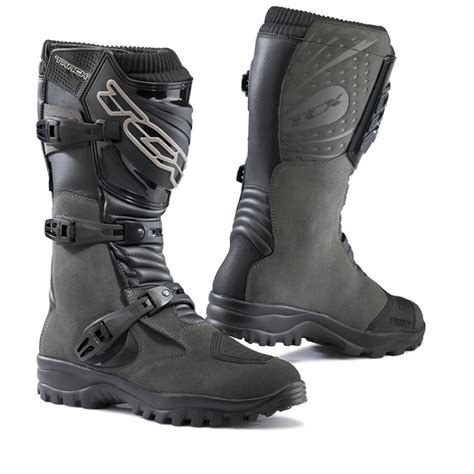 best motorcycle track boots tcx track evo waterproof boots adventure boots