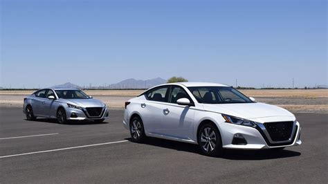 nissan altima prototype  drive review