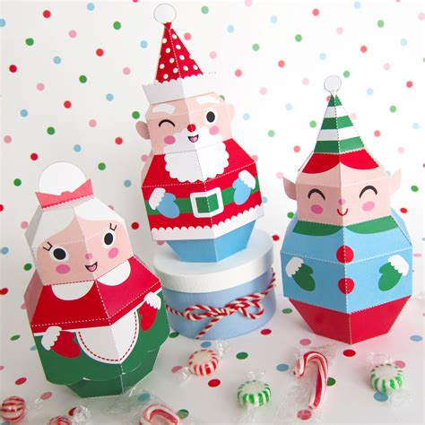 printable christmas crafts cute craft tutorials handmade toys printable crafts