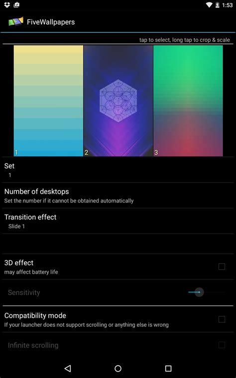 membuat video slideshow di android cara membuat wallpaper berbeda tiap slide di android
