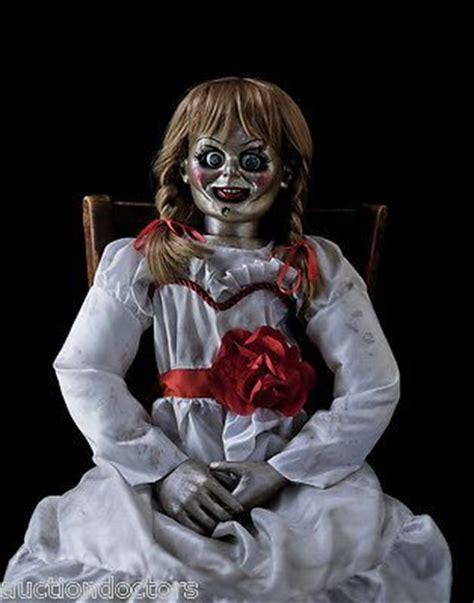 annabelle doll 2 55 best horror monsters images on horror