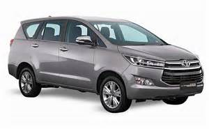 innova new car price toyota innova 2017 carsfeatured