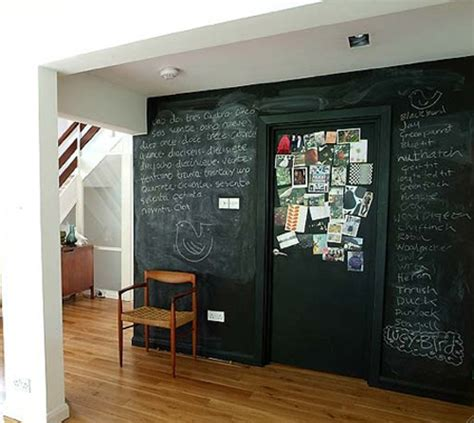 chalk paint on walls chalkboard paint b slp