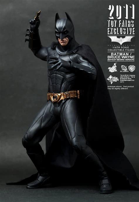 batman begins hot toys batman begins bruce wayne the toyark news