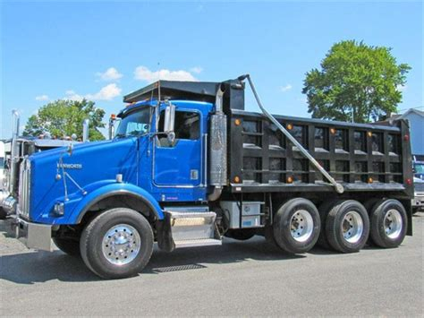 new kenworth t800 trucks for sale used 2002 kenworth t800 dump truck for sale 519479