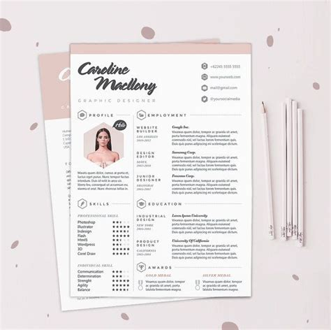 Curriculum Designer Cover Letter by 229 Best Images About Curriculum Vitae On Graphic Design Resume Cover Letters And
