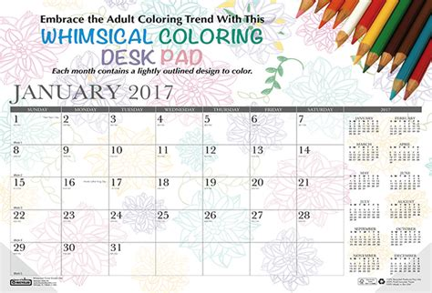 doodle calendar organiser september 2016 gardner everything for your office