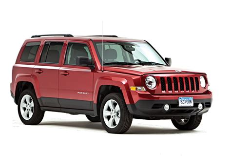 Jeep Patriot Safety Safety Ratings On 2011 Jeep Patriot