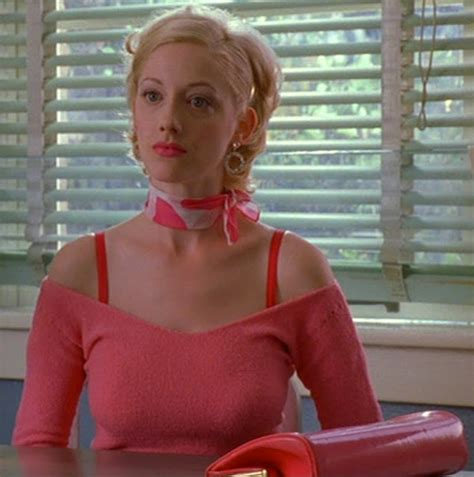 Carnation Picture 10 lil blonde darling judy greer as vylette darian