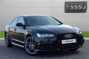 used 2017 audi a6 tdi ultra s line black edition for sale