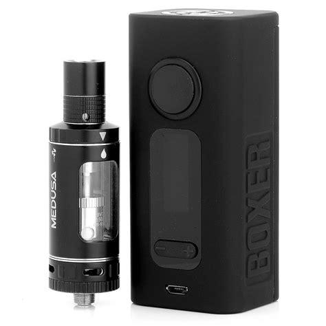 Boxer Mod Kit Clone 1 bomb boxer black 80w tc vw variable wattage apv box mod kit