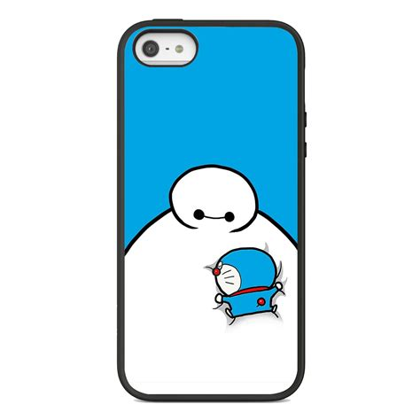 Best Hkr Casing New Doraemon Iphone 5 5s 5g Se Softcase 3d baymax and doraemon iphone 5 from iphonecasespot cases