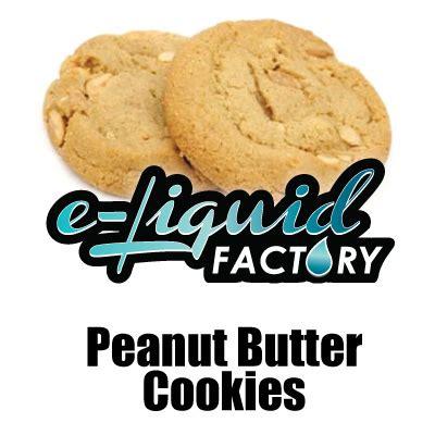 Eliquid E Liquid And A J Butterscotch peanut butter cookies eliquid e liquid factory