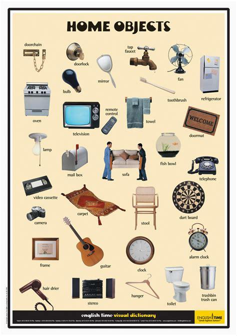 imagenes en ingles de objetos qual 233 o nome desses objetos caseiros em ingl 234 s poster