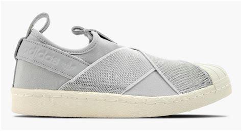 Adidas Original Superstar Slip On 80s Tech Ink Bnib Murah adidas superstar slip on tech ink clear onix sneaker bar detroit
