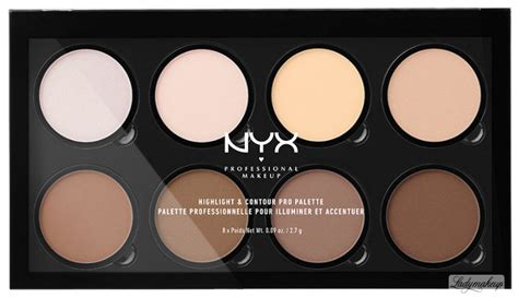 Nyx Contour Kit nyx professional makeup highlight contour pro palette