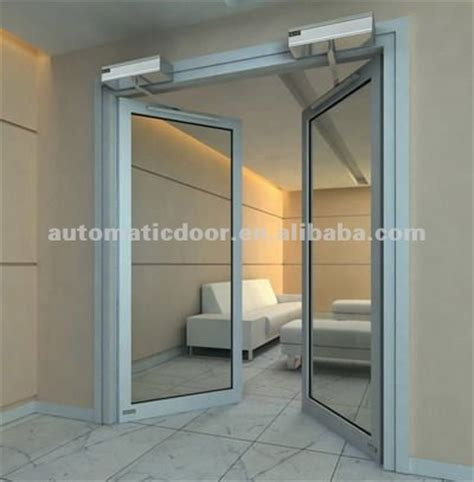 auto swing door porte battante automatique double ouverture portes id