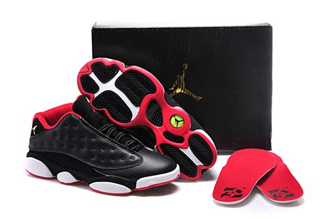 Top New 13 air 13 retro low gs bred cheap price for sale