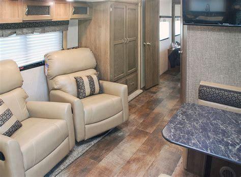 recliners for travel trailers 2016 spree 263rks lightweight travel trailer k z rv