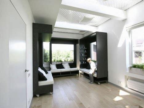 Sofa Yang Bisa Jadi Tempat Tidur ruang modular yang bisa berubah menjadi sofa dan tempat